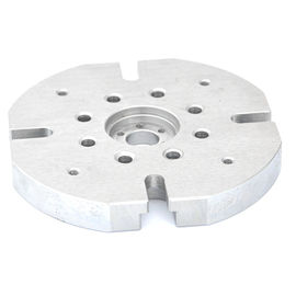 Cast Iron CNC Turning Service Iron Chuck Body Short Cylindrical Center Mounting supplier