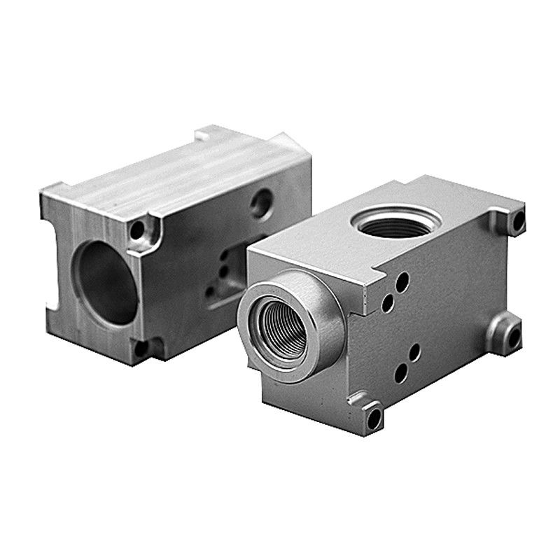 Custom Made CNC Milling Service Camera Body Housing Stainless Steel Explosion Proof supplier