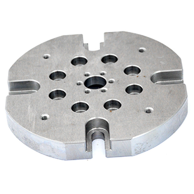 Sandblasted High Volume CNC Machining Motorcycle Electonic Components Stable
