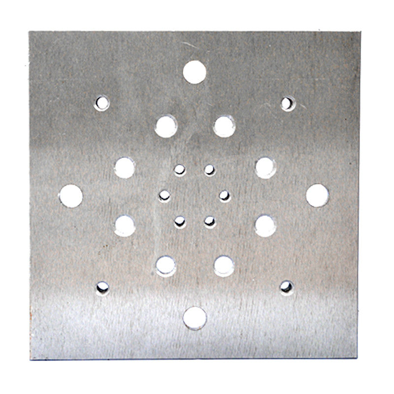 Electronic Parts Metal Stamping Products , Stamped Steel Products Various Finish